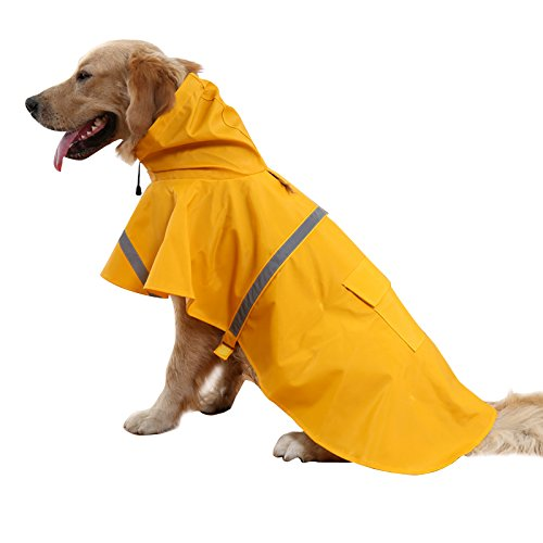 bingpet-adjustable-dog-raincoat