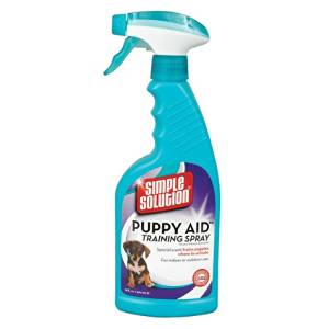 Simple Solution Puppy Toilet Training Spray